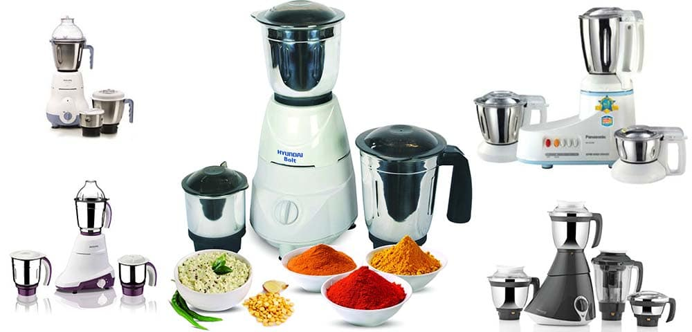 Top 10 Best Mixer Grinder in India 2020
