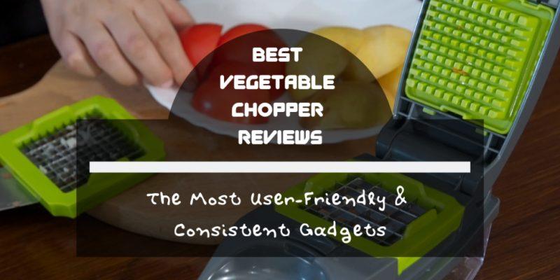 best vegetable chopper cutter
