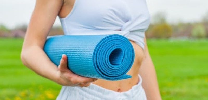Top 10 Best Yoga Mat in India